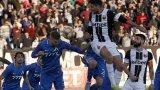 Локо Пловдив взе комфортен аванс срещу Левски за Купата