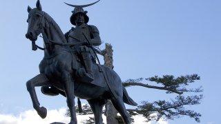 Дате Масамуне - едноокият дракон на Япония