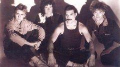 Queen - The Works (1984)  С Hot Space те отблъснаха доста от феновете си, защото се пробваха в твърде различен стил - нещо между диско, поп и денс. В The Works обаче великата банда се върна в топ форма към това, което прави най-добре. Албумът съдържа някои от най-хитовите им песни като Radio Ga Ga и I Want To Break Free, адреналинов рокендрол като Hammer To Fall и неустоими пиано балади като It's A Hard Life. Със само девет песни The Works е връхна точка от творчеството на късните Queen.