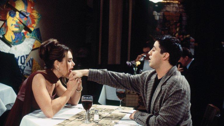 С Барбра Стрейзанд ги делеше пропаст от 28 години, а Брук Шийлдс го побърка, облизвайки ръката на Джоуи. Тази, за която Агаси копнееше истински, бе Щефи Граф