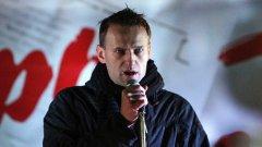 Навални няма право да участва в Избори 2018