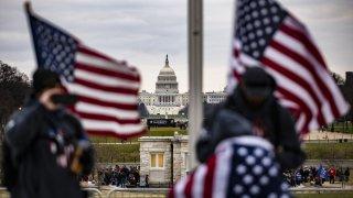 Арестите за щурма на сградата на Капитолията продължават