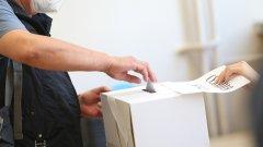 Изборният ден протича спокойно