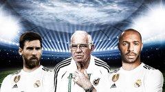 Лоренцо Санц каза също че е бил близо до привличането на бившия треньор на Испания и Атлетико Мадрид и личен негов приятел - Луис Арагонес, но и с него не е успял.