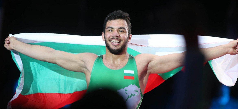 Тарек Абделслам донесе втори златен медал за борците ни на Европейското първенство в Нови Сад