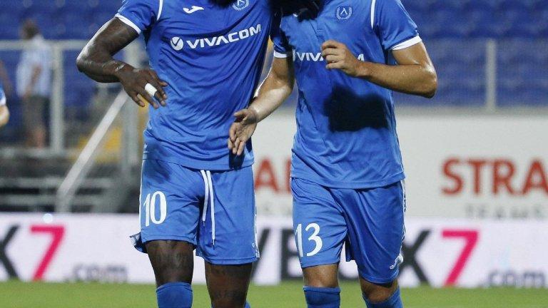 Жорди Гомес вкара единствения гол, а Жуниор Мапуку така и не влезе в игра, тъй като Делио Роси извърши само една смяна
