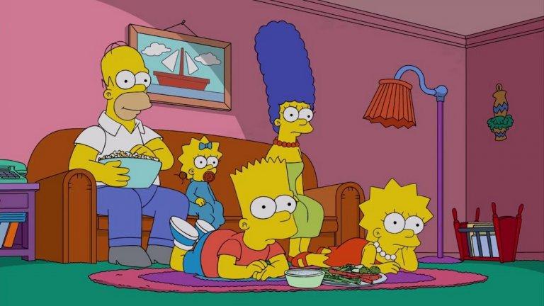 The Simpsons / Семейство Симпсън Сезон: 30 Телевизия: Fox Премиера: 30 септември