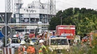 Най-вероятно има няколко пострадали при взрива