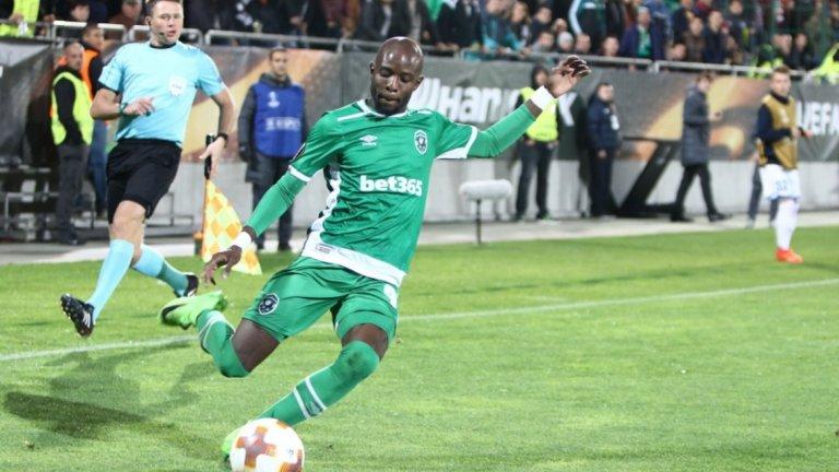 Лукоки отбеляза победния гол след груба грешка на Томашевич, който направи лошо връщане към своя вратар Мартин Луков