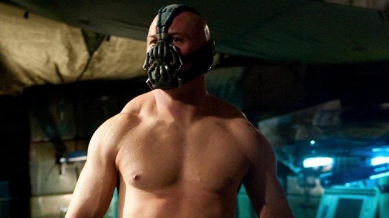 Том Харди изигра Бейн в последния филм за Батман, а сега ще бъде лидерът на Suicide Squad Рик Флаг