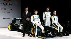 Тони Фернандес може и да загуби името Lotus