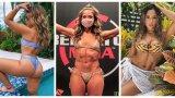 Наричат я Майсторката заради бруталните ѝ нокаути, а тя не спира да провокира със сексуални снимки в социалните мрежи