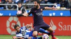 Барселона плати 34 млн. евро на Атлетико Мадрид за Арда Туран през лятото на 2015-а, но турчинът има едва 55 мача с фланелката на каталунците