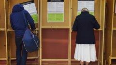 Право на глас имат 3,7 млн. ирландци