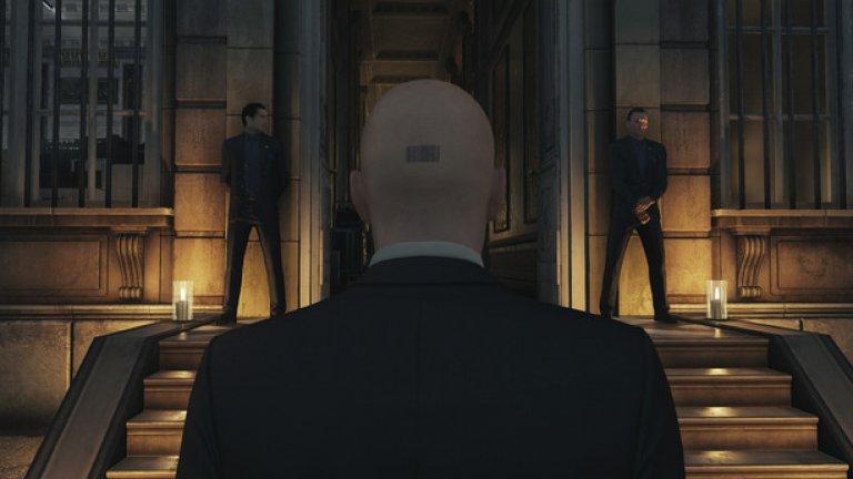 Поредицата Hitman  Наемният убиец Агент 47 по начало получава задачи да заличи най-различни злодеи, но няма съмнение, че също е в лагера на лошите. В някои от по-късните Hitman игри се направиха опити да бъде превърнат Агент 47 в по-положителен персонаж, но предвид някои от наистина садистичните опции за убийство, дадени на играча, наистина е трудно да гледате на гологлавия наемник в позитивна светлина. В най-добрия случай, той е антигерой, действащ в изключително тъмен, почти незабележим нюанс на сивото. Но това пък го прави толкова интригуващ персонаж в суровия свят на поредицата.