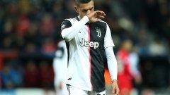 Милан натиска за защитник на Юве. Вариант Б е играч на Барса