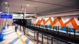 Общи 4 метростанции ще бъдат открити с новата отсечка