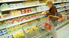 Храните у нас са сред най-евтините в ЕС