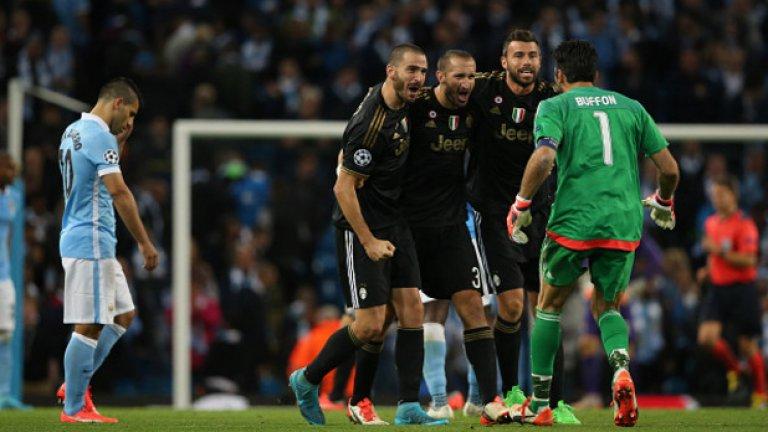 Група D: Борусия (Мьонхенгладбах) (1) – Ювентус (7) и Севиля (3) – Манчестър Сити (6) Ако Ювентус и Сити победят, ще си осигурят класиране, а Севиля и Борусия ще се борят за третото място.
