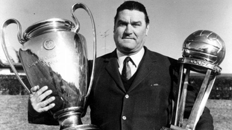 17. Нерео Роко  Един от първите, въвели катеначото в Италия и носител на две Европейски купи с Милан.