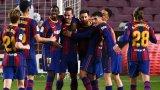 Барселона вкара поне 100 за 16-и пореден сезон