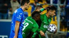 """6 гола на """"Герена"""", Левски сам се закопа срещу Лудогорец"""