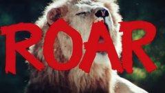 """Причината младата Мелани Грифит до стигне до пластична хирургия за лицето си са снимките на филма """"Roar""""."""
