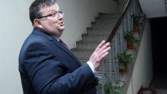 Цацаров препоръча на кабинета да поправи концесионния договор за Банско
