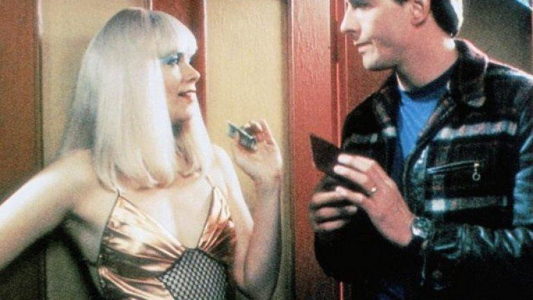 """""""Престъпления от страст"""" (1984) Режисьор: Кен Ръсел Участват: Катлийн Търнър, Джон Лаулин, Антъни Перкинс Филмът разкрива света на забранения секс, като персонажът на главната героиня е призван да изпълнява фантазии от всякакъв вид..."""