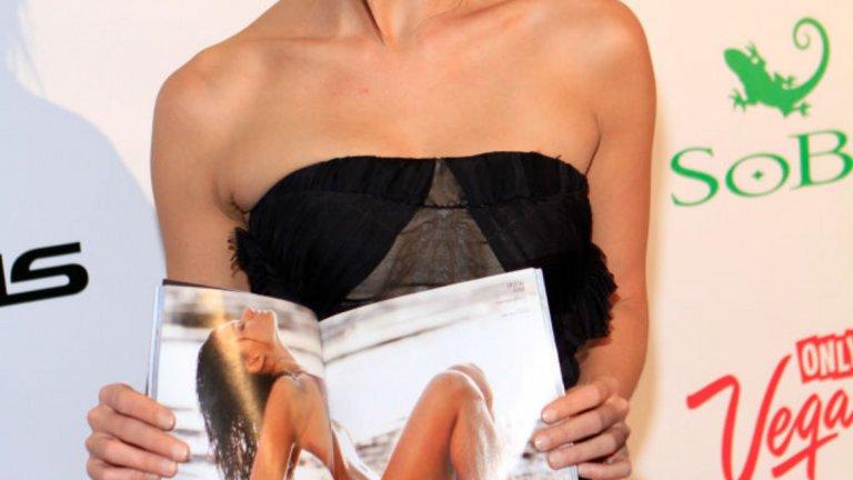 Кристъл Рен е моделът, който се осмелява да се снима както с анорексично тяло, така и когато е с наднормено тегло. Вариациите в теглото й не спират нейната работа, дори напротив – и в двата случая се снима за големи модни марки, а фотогеничното й лице е обичано от фотографите. Но тя не спира дотук – говори абсолютно откровено в книги и интервюта за проблемите си с теглото.
