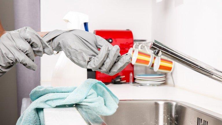 Някои интересни трикове за това как най-ефективно да почистите дома си от бактерии и вируси