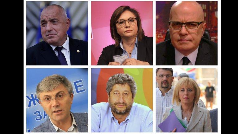 От конфронтацията между премиер и президент подкрепа губят и двамата, но за Борисов загубата е по-значителна