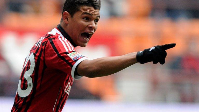 21. Тиаго Силва (2009-2012, 6 гола в 119 мача)