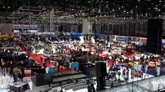 Автомобилният салон в Женева показва посоката на развитие на индустрията