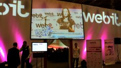 Webit Congress 2011 е събитието с най-голяма конферентна програма за дигиталната и IT-индустрия в Европа, според създателят му Пламен Русев