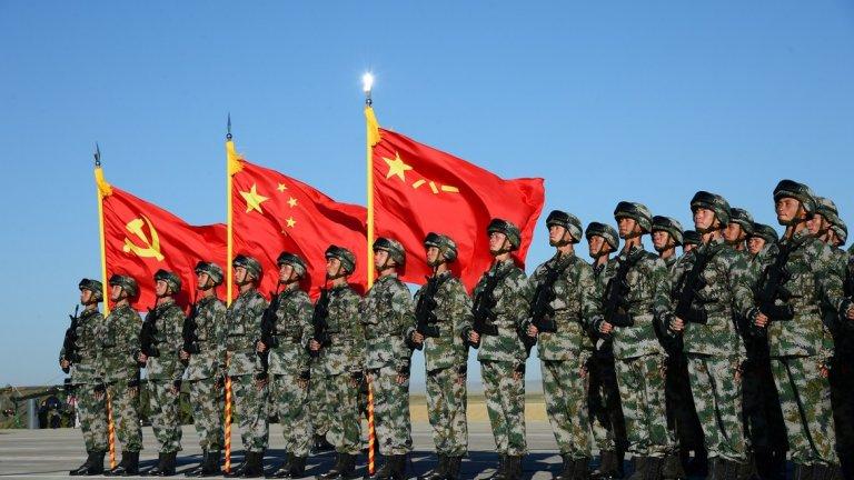 Предизвикателството пред двете държави е конкуренцията да не се превърне във военен конфликт