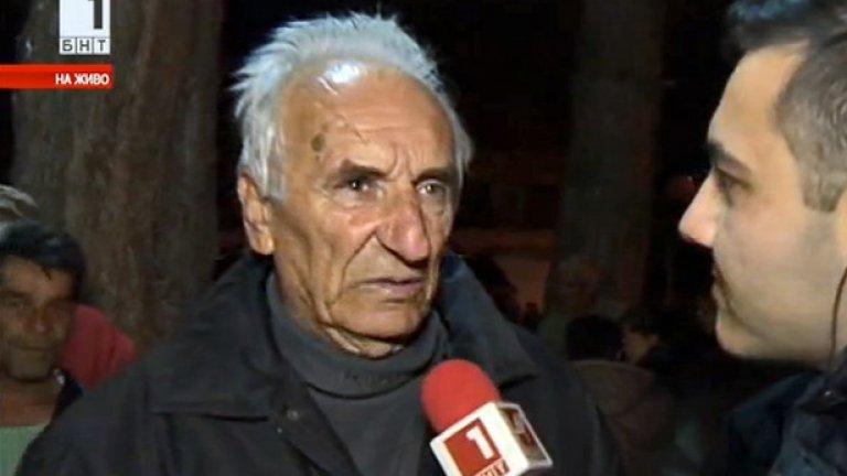 Георги Радев - бащата на Румен Радев в третото си появяване по национална телевизия