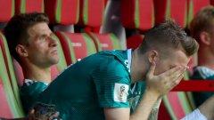 Свикнали сме Германия да побеждава, независимо в каква форма е, независимо как играе, кой е противникът или какви са прогнозите. Не и този път