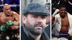 42-годишният Даниел Кинахан е човекът, от който зависят мачовете между Фюри и Джошуа