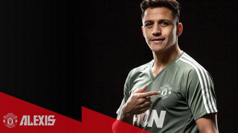 Санчес ще стане първият чилиец, играл за Манчестър Юнайтед. Ето още 6 неща, които може би не знаете за него