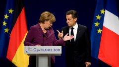 Заплахата идва от Брюксел, по-точно от все по-единната силова ос Париж-Берлин...
