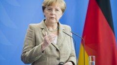 Германският канцлер пое щафетата от Обама и вече е основният контрапункт на консерватизма