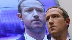 Десетки рекламодатели се оттеглят временно, но това едва ли ще навреди особено на Зукърбърг