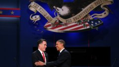 По-малко от месец преди изборите Мит Ромни изпревари действащия президент Обама с 4 пункта