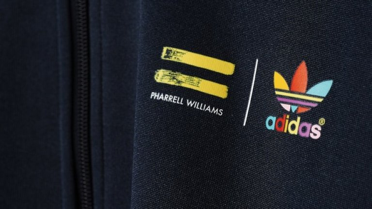 Двете колаборации на Рита Ора и Фарел Уилямс с adidas отскоро могат да бъдат намерени в магазините на компанията
