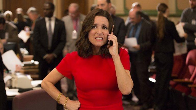 """Veep (Вице), 31 март HBO ще предложи на зрителите си седмият финален сезон на политическата комедия """"Вице"""" с прекрасната Джулия Луис-Драйфус в главната роля."""