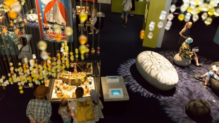 Музеят, в който живеят мумините на Туве Янсон
