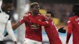 Знаменит гол на Погба върна Юнайтед на върха (видео)