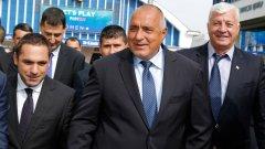 Борисов: Не съм на панаира заради Георги Гергов