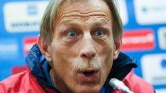 Мустакатият особняк скоро ще навърши 65, но вероятно не е казал последната си дума във футбола.
